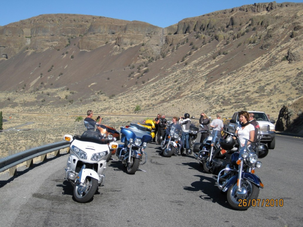 American rockies motorbike tours usa for Red motor lodge san francisco