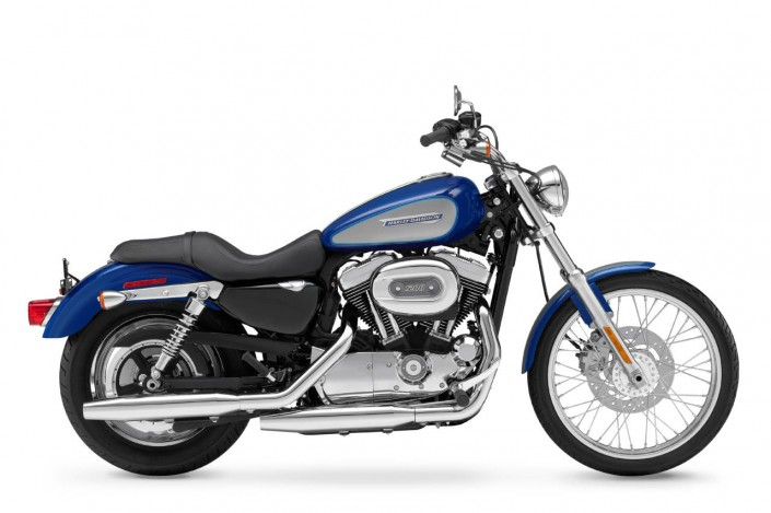 Kat. 3 Harley-Davidson Sportster 1200