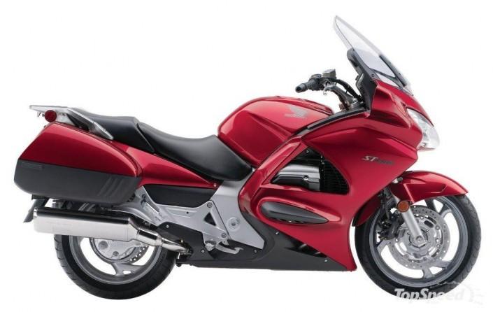 Kat. 4 Honda ST1300